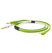 Oyaide NEO d+ MYTS class B Dual 6.3mm TS - 3.5mm TRS (angled) Cable 1.5m
