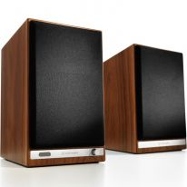 Audioengine HD6 Wireless (Pair, Walnut)