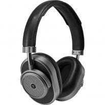 Master & Dynamic MW65 (Gunmetal / Black Leather, B-Stock)
