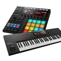 Native Instruments Maschine MK3 + Komplete Kontrol S61 MK2 Bundle