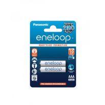 Panasonic Eneloop AAA Rechargeable Batteries  (750 mAh, 2 pcs.)