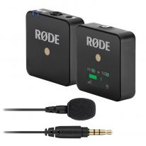Rode Wireless GO + Rode Lavalier GO Bundle