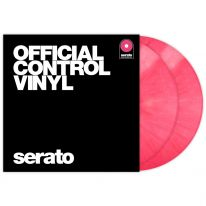 Serato Performance Pink Vinyl (Pair)