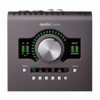 Universal Audio Apollo Twin MKII Duo (Heritage Edition)