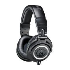 Audio Technica ATH-M50x Hovedtelefoner (Sort)