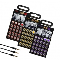 Teenage Engineering PO-20 + PO-24 + PO-28 + MC-3 Mini Sync Cables Bundle